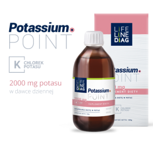 Potas POTASSIUM POINT 100G