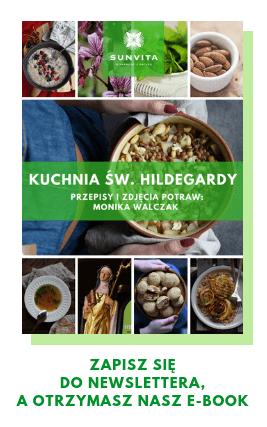 Przepisy św Hildegardy Potrawy Zgodne Z Dietą Hildegardy